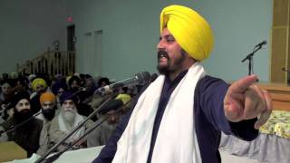 getlinkyoutube.com-PROF SARBJIT SINGH'S MESSAGE TO CANADA SANGAT -MUST WATCH!!