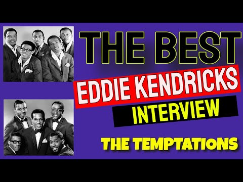 EDDIE KENDRICKS - the Urban Street interview