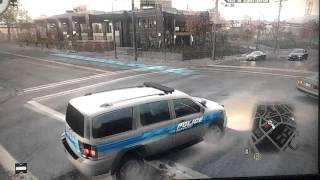 getlinkyoutube.com-Comment trouver le commissariat de police dans watch dogs