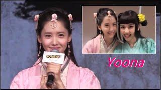"getlinkyoutube.com-[1080p] 150501 [SNSD] Yoona Cut / ""God of War Zhao Yun"" [News]"