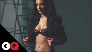 Amyra Dastur Has A Naughty, Naughty Mind | Exclusive Photoshoot & Interview | GQ India width=