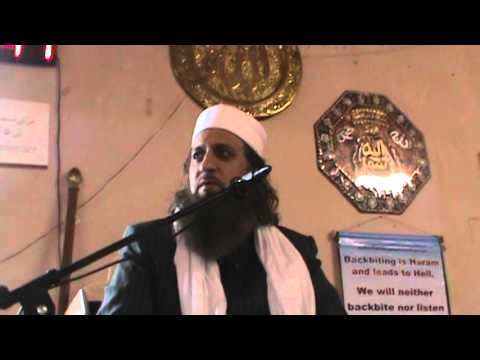 PIR FAZEEL AYYAZ QASMI WALIEY MOHRA SHARIF( oldham uk friday speech 001  )