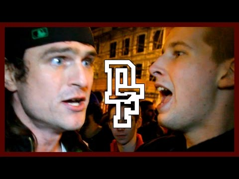 DON'T FLOP - Charron Vs Pamflit *STREET BATTLE*