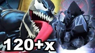getlinkyoutube.com-Marvel: Contest of Champions - 125x Venom//Organic Crystals Opening Compilation [FULL]