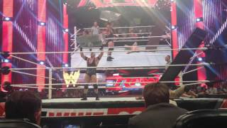 Angry Grandpa Goes to WWE Monday Night Raw