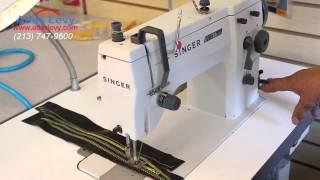 getlinkyoutube.com-Singer 20u73 Zig Zag Sewing machine