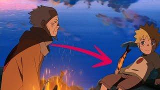 getlinkyoutube.com-Por esta RAZÓN Naruto decidió ser HOKAGE Naruto Shippuden 480