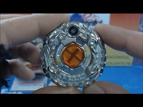 Beyblade Zero-G BBG-09 Pirates Saramanda T125WB Random Booster Vol.1 UNBOXING HD! AWESOME