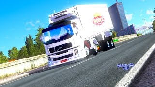 getlinkyoutube.com-Euro Truck Simulator 2 - Volvo VM Top