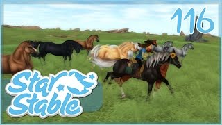 getlinkyoutube.com-Adopting Our Wild Welsh Pony!! • Star Stable - Episode #116