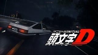 getlinkyoutube.com-Need For Speed - Initial D Hachiroku 峠セッション