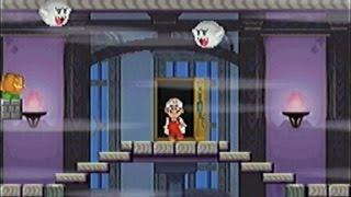 getlinkyoutube.com-Newスーパーマリオブラザーズ(DS)-23「ワールド3 W3-お化け屋敷(隠しゴール含む) 初めてのお化け屋敷」