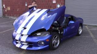 Here Are All the Weird Quirks of My Dodge Viper
