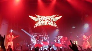 getlinkyoutube.com-Babymetal Megitsune live at Brixton Academy November 2014