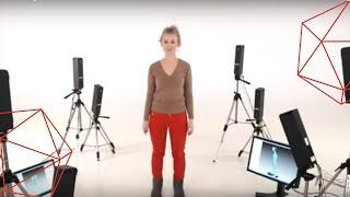 getlinkyoutube.com-Full body scanning with Artec 3D scanners