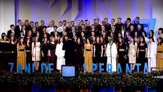 Corurile reunite - Voces, The Royal Singers, Belcanto, Inger Alb - Domnul e Sfant