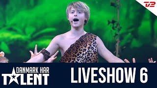 "getlinkyoutube.com-Daniel Hersig synger ""Menneskesøn"" fra Tarzan - Liveshow 6 - Danmark har talent"
