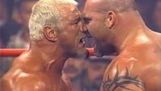 getlinkyoutube.com-Scott Steiner vs. Bill Goldberg TRIBUTE - Unstoppable Force vs. Immovable Object