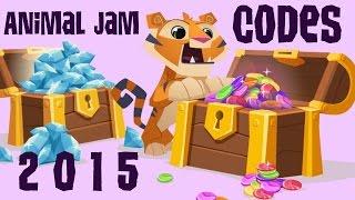 Animal Jam Working Gem, Gift, & Diamond Codes