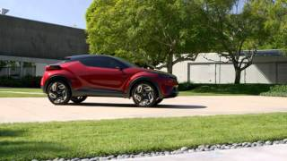 getlinkyoutube.com-Scion C-HR concept video debut