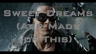 "getlinkyoutube.com-Quicksilver - X-Men DOFP Scene - ""Sweet Dreams"""