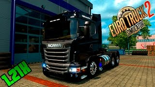 Euro Truck Simulator 2-Mod- Scania R Qualificada Edit V1.0