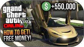 getlinkyoutube.com-GTA 5 Online - How To Get Up To $550,000 Free Buying Super Cars! - GTA 5 ill Gotten Gains Part 2