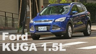 getlinkyoutube.com-入門新動力 Ford Kuga 1.5 EcoBoost