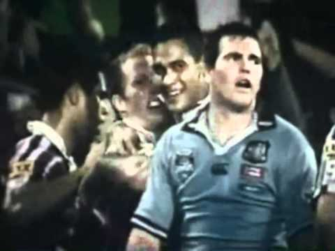 Darren Lockyer Career Highlights Tribute