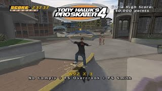 [60 FPS] Dolphin Emulator 5.0-3021 | Tony Hawk's Pro Skater 4 [1080p] | Nintendo GameCube