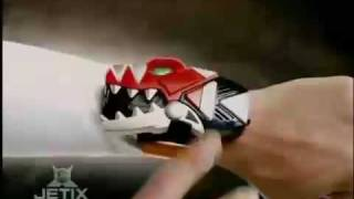 getlinkyoutube.com-Power Rangers Morphin Sequence 1999-2004