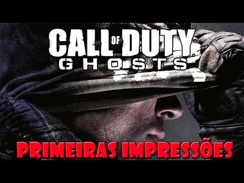 Primeiras Impressões - Call Of Duty Ghosts