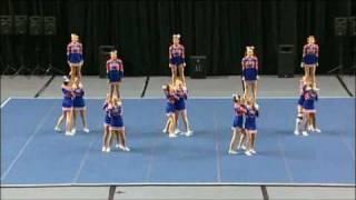 getlinkyoutube.com-Columbus High School Cheerleading 08 STATE CHAMPS!
