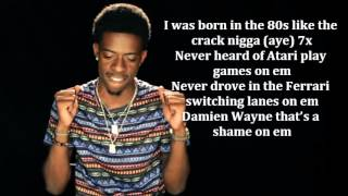 getlinkyoutube.com-Rich Homie Quan - Listen Lyrics (On Screen)
