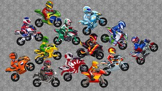 getlinkyoutube.com-[Bike Race TFG] World Tour Rewind - All bikes features (USA, ENGLAND, BRAZIL, ITALY....)