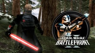 Star Wars Battlefront II Mods (PC) HD: The Old Republic BETA Map - Endor