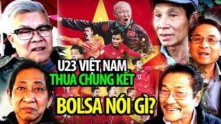 Chung kết U23 Việt Nam thua Uzbekistan, dân sành bóng đá Bolsa nói gì?