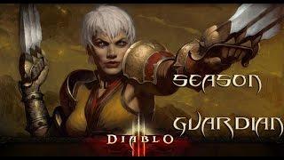 getlinkyoutube.com-Diablo 3 - How to do TX in 3mins Monk/Barb - Season Guardian Achi - Season 4 - Patch 2.3