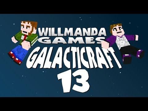 Let's Play Galacticraft part 13 - NASA Work Bench