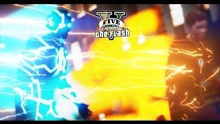 getlinkyoutube.com-CLAYMMOREZ VS BBPHONIEX PART 2 ! The Endless Battle ! (GTA 5 Ultimate Flash Mod Cinematic)🏃🏽⚡️