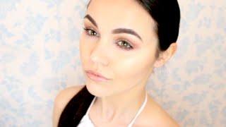 getlinkyoutube.com-My Dewy | Highlighted Makeup Routine