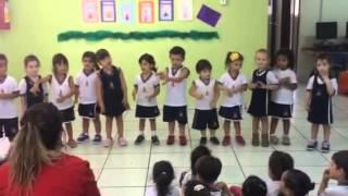 Dia da Poesia - Educação Infantil III