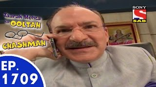 Taarak Mehta Ka Ooltah Chashmah - तारक मेहता - Episode 1709 - 3rd July, 2015