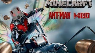 getlinkyoutube.com-Minecraft Review Mod | Ant Man [1.7.10] - มนุษย์มด