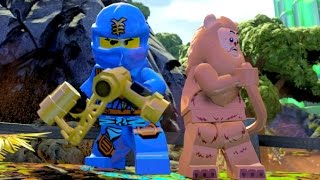 LEGO Dimensions - All Collectibles - Wizard of Oz Adventure World (Wave 1)