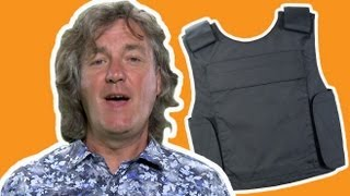 How do bulletproof vests work? - James May's Q&A (Ep 25) - Head Squeeze