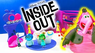 getlinkyoutube.com-Disney Pixar Inside Out Headquarters Joy Anger Sadness Disgust Fear Movie Toys NEW