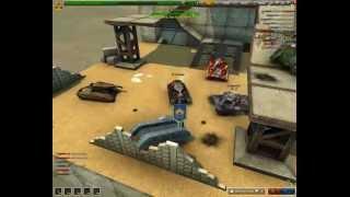 getlinkyoutube.com-TankiChallenge Gameplay #21 @ Noise w/ Shaft & Viking [50+ Mines]