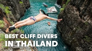 getlinkyoutube.com-The Best Cliff Divers In the World Compete In Thailand
