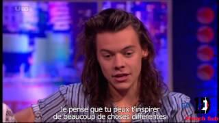 getlinkyoutube.com-One Direction dans le Jonathan Ross Show et Drag Me Down Live VOSTFR Traduction Française - Part 4